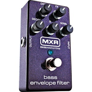 MXR – M82 Bass Envelope Filter