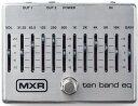 【レビューを書いて次回送料無料クーポンGET】MXR M108S 10 Band Graphic EQ エフェクター [直輸入品]【新品】【RCP】