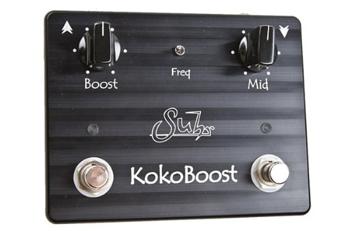 Suhr Koko Boost Effects Pedal エフェクター ココブ...