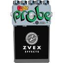 サスティーン後の発信音を足で操作する事が可能!Z.Vex Vexter Fuzz Probe エフェクター [直輸...