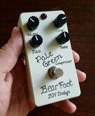 【レビューを書いて次回送料無料クーポンGET】Bearfoot Guitar Effects Pale Green Compressor V4 エフェクター【メーカー1年保証】【ベアフット】【コンプレッサー】【新品】【RCP】