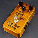 【レビューを書いて次回送料無料クーポンGET】BearFoot Guitar Effects Honey Bee OD エフェクター【メーカー1年保証】【ベアフット】【オーバードライブ】【新品】【RCP】