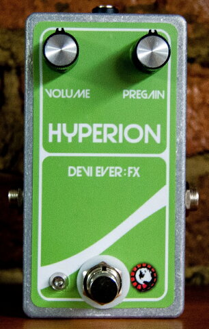【レビューを書いて次回送料無料クーポンGET】Devi Ever Hyperion エフェクター【1年保証】【デビエバー】【ハイペリオン】【新品】【RCP】