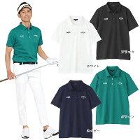 Callaway(キャロウェイ)1134500ゴルフウェアメンズポロシャツ半袖シャツ