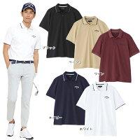 Callaway(キャロウェイ)1134501ゴルフウェアメンズポロシャツ半袖ポロシャツ