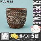 【あす楽対応】 [FARM] サルメ14 [57005] *【鉢カバー フラワーポット 多肉 植物 サボテン】