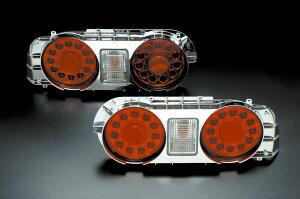 スカイライン R32 2ドア LEDテール クリアワールド受注生産品 スカイライン R32 2ドア LEDテー...