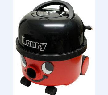 【送料無料】ヘンリー(Henry)HVR200《赤》掃除機(ドライクリーナー)