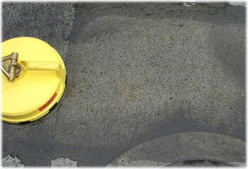 【ケルヒャー業務用】高圧洗浄機HD4/8C、HD605用ノズル付サーフェスクリーナーFR30P(プラスチック製)2.642-997.0、2.641-394.0