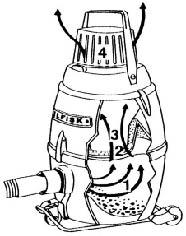 【全国送料無料】ニルフィスクGM80用ペーパーバック25枚(5枚x5セット)【smtb-k】【w1】