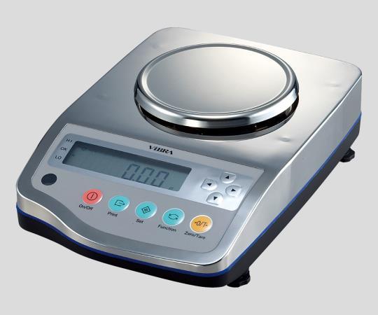 2-580-11 防塵・防水高精度電子天びん 320g 最小0.001g(IP65規格適合):GAOS