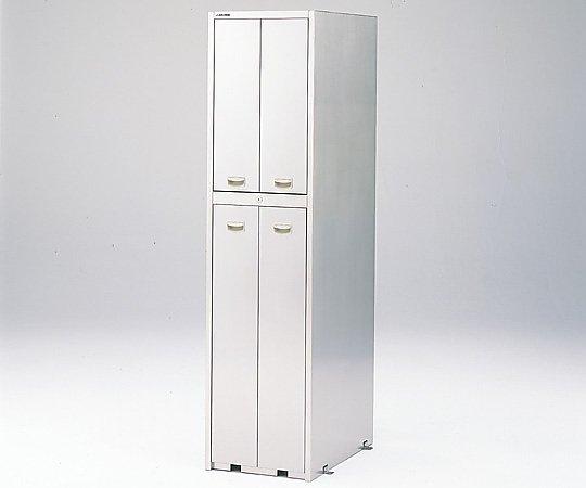 3-4462-22 耐震ステンレス薬品庫 SS−1845S4:GAOS