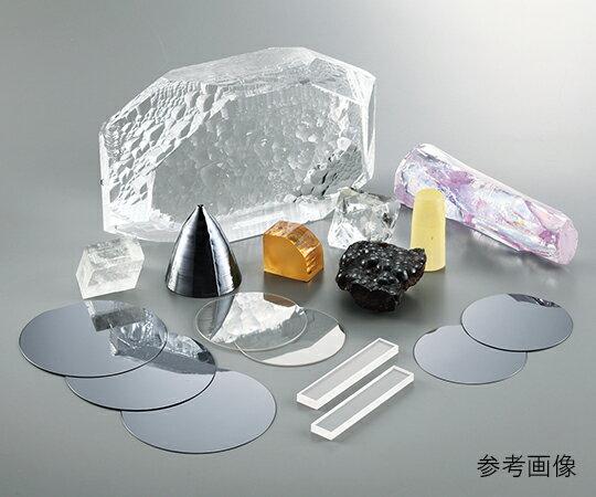 3-4953-57 単結晶基板 サファイア基板 片面鏡面 方位 C(0001) φ2インチ×0.43mm 10枚入:GAOS