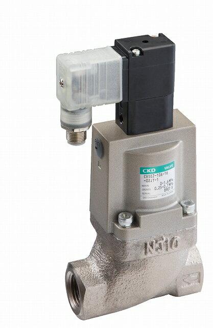 CKD 低圧損形中・高圧クーラント電磁弁搭載 CVSE3-10A-35-02HS-3:GAOS