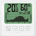 TANITA グラフ付きデジタル温湿度計
