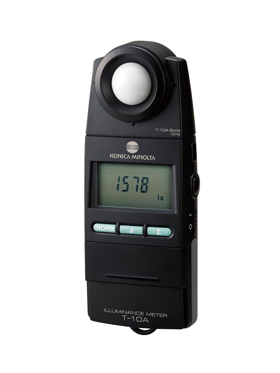 2021年新作 コニカミノルタ デジタル照度計 T-10A, サラベツムラ:706cfc49 --- gbo.stoyalta.ru
