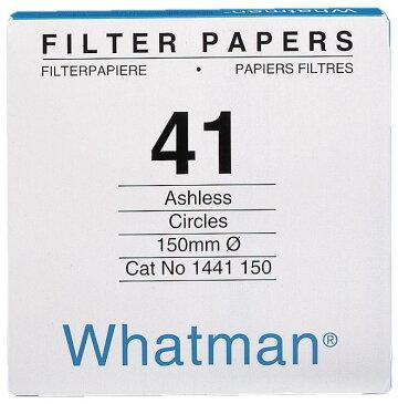 ケニス ワットマン 定量ろ紙 グレード50 70mmφ