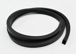 ネオロン角紐 4mm×25mm 5m巻 両面テープ付