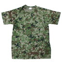 在庫販売 JME 陸自新迷彩 速乾 Tシャツ 半袖