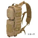 在庫販売 HAZARD4 PlanB 17 プランB17 ハードケース付属 タクティカルスリングバッグ 日本正規品