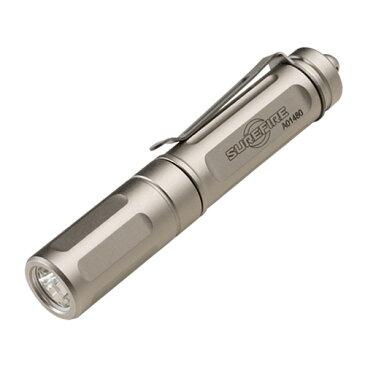 在庫販売 日本正規品 SUREFIRE シュアファイヤー TITAN-B PLUS タイタンBプラス 300ルーメン コンパクトライト 単4電池1本