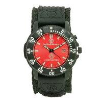 B品/特価Smith&Wessonスミス&ウェッソンFireFighterファイヤーファイターウォッチ/腕時計SWW−455F(バックライトが点きません※通常の腕時計として使用可)