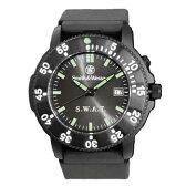 在庫販売 Smith&Wesson スミス&ウェッソン S.W.A.T. SWATウォッチ/腕時計 SWW−45 ラバーストラップ
