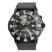 Smith&Wesson(スミス&ウェッソン)S.W.A.T.SWATウォッチ/腕時計SWW−45ラバーストラップ【送料無料】
