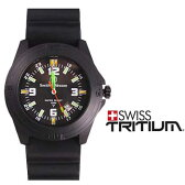 在庫販売 Smith&Wesson スミス&ウェッソン ldier Watch Tritium Rubber strap ラバーストラップ SWW−12T−R