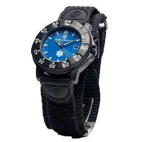 在庫販売Smith&Wessonスミス&ウェッソンPoliceポリスウォッチ/腕時計SWW-455EMT