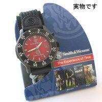 Smith&Wesson(スミス&ウェッソン)FireFighterファイヤーファイターウォッチ/腕時計SWW−455F