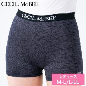 BEK500 CECIL McBEE Cecil McBee Gunze Überhose 1 Minute Länge 2 Stück für den Paketservice verfügbar