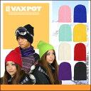 大幅値下げ■76%OFF■VAXPOT(バックスポット)■ビーニー■リブニット帽■ニット帽子■スキー、...