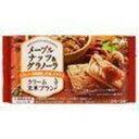 【送料無料】(ケース販売)アサヒクリーム玄米ブランメープルナッツグラノーラ2枚X2袋X48個セット
