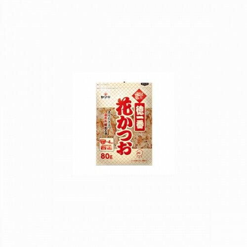 (ケース販売)ヤマキ 徳一番 花かつお 80GX12個セット
