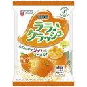 マンナンライフ 蒟蒻畑 ララクラッシュ オレンジ 8個X12個セット