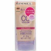 CCクリーム エアリーフィニッシュ / SPF50+ / PA++++ / 002 自然な肌色 / 30g