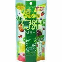 三和通商 果実たっぷり青汁ゼリー 7包