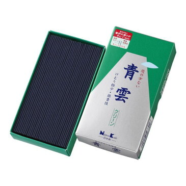 日本香堂 青雲クリーン バラ詰 約130G 線香