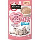 ペットライン メディファス り乳 ミルク風味 40G