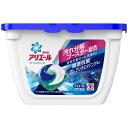 P&Gジャパン アリエール パワージェルボール3D 本体 17個  衣類用洗濯洗剤