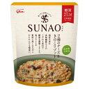 グリコ SUNAO 2種のチーズ&きのこリゾット 220G×5個セット