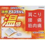 【第3類医薬品】温感アスコラルL 28枚(7枚×4袋)・14cm×10cm