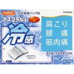 【第3類医薬品】アスコラルL 24枚・14cm×10cm
