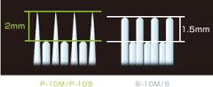 メール便【送料無料】ルシェロ歯ブラシP-10M