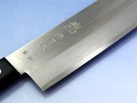 青鋼本割込薄刃型包丁