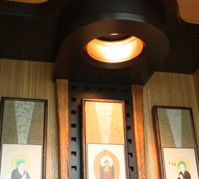15号ブライア【モダン仏壇・家具調仏壇】【送料無料】