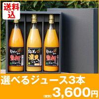 柑橘ストレートジュース3本セット(愛媛/ワールドファーマーズ)【smtb-KD】