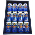 タイガービール330ml缶12本箱入りTigerGoldMedal
