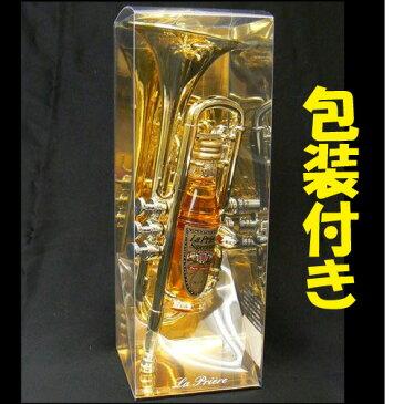 包装付き ラプリエール トランペット ゴールド ミニセット(リキュール)ミニチュアボトル